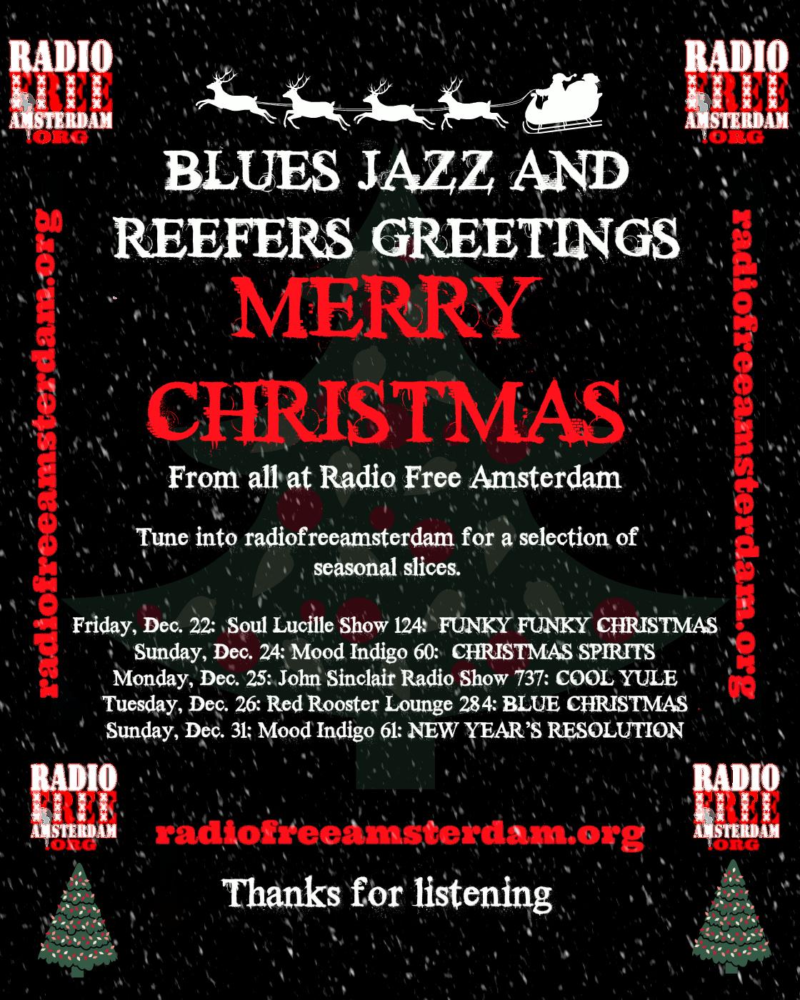 Free Christmas Radio.Christmas Specials Radio Free Amsterdam