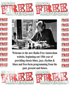 Radio Free Amsterdam – Blues Jazz Reefer